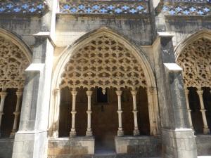 219. Monasterio de Batalha. Claustro Real