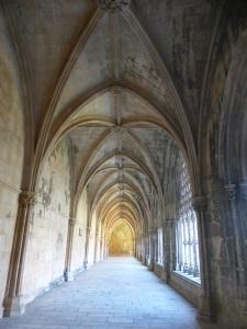 220. Monasterio de Batalha. Claustro Real