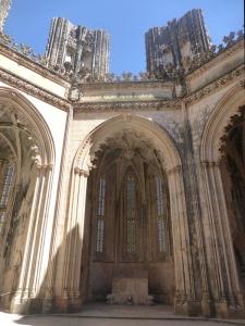 239. Monasterio de Batalha. Capelas Imperfeitas