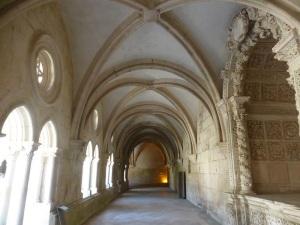 277. Monasterio de Alcobaça. Claustro del Silencio