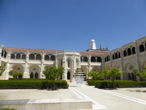 279. Monasterio de Alcobaça. Claustro del Silencio
