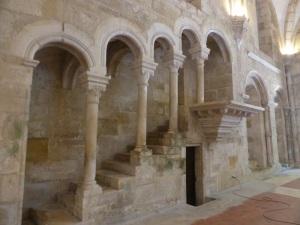 286. Monasterio de Alcobaça. Refectorio