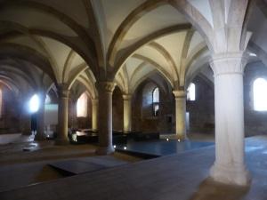 287. Monasterio de Alcobaça. Sala Capitular