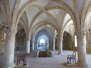 289. Monasterio de Alcobaça. Sala de los Monjes