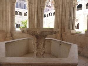 292. Monasterio de Alcobaça. Claustro del Silencio