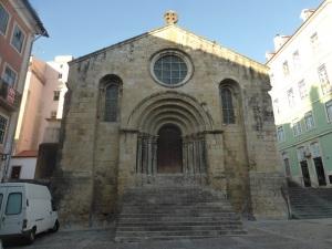 323. Coimbra. Iglesia de Santiago