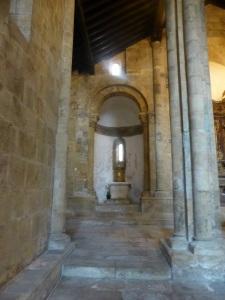 328. Coimbra. Iglesia de Santiago. Ábside norte