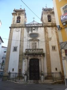 333. Coimbra. Iglesia de San Bartolomé