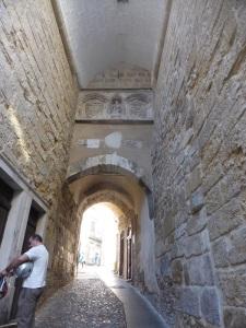 339. Coimbra. Porta Almedina