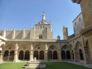 378. Coimbra. Catedral. Claustro