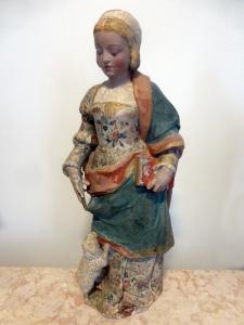 407. Coimbra. Museo Machado de Castro. Santa Inés. Juan de Rouen. Monasterio de Santa Clara. XVI