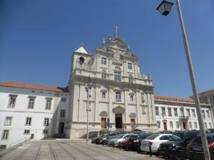 430. Coimbra. Catedral nueva