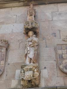 479. Braga. Catedral. Virgen de la Leche
