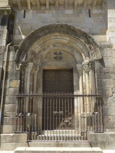 481. Braga. Catedral. Portada sur