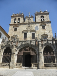 482. Braga. Catedral. Fachada oeste