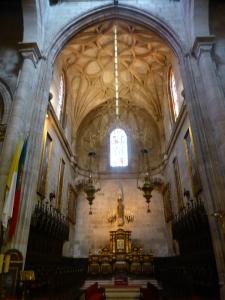 484. Braga. Catedral. presbiterio