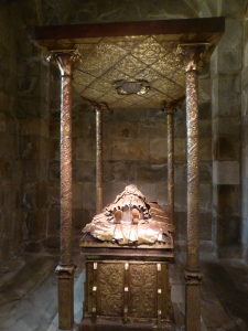 492. Braga. Catedral. Túmulo del Infante Alfonso