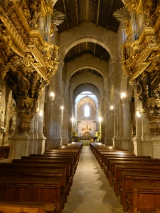 494. Braga. Catedral. Nave principal