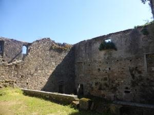 539. Braga. San Fructuoso de Montelios. Restos del monasterio