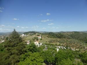 548. Bragança. Castillo