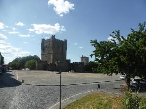 552. Bragança. Castillo