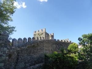 560. Bragança. Castillo