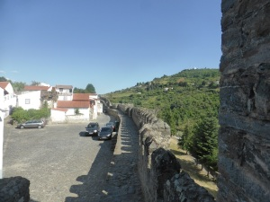 562. Bragança. Castillo