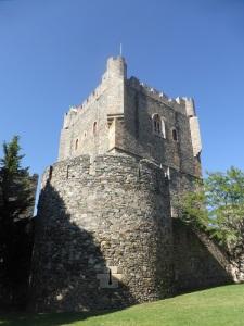 565. Bragança. Castillo