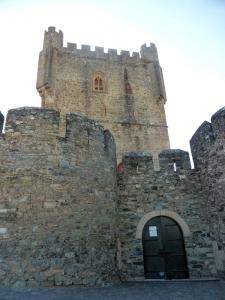 577. Bragança. Castillo