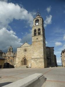 631. Puebla de Sanabria. Santa María del Azogue
