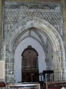 Capilla gótica norte