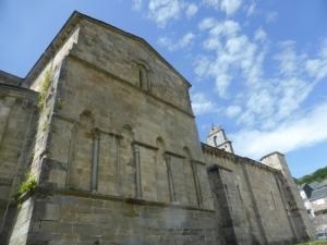 Transepto norte
