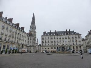 016. Nantes. Plaza Royale