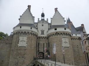 027. Nantes. Castillo de los Duques de Bretaña