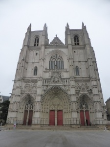 030. Nantes. Catedral