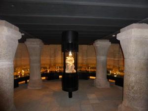 050. Nantes. Catedral. Cripta románica