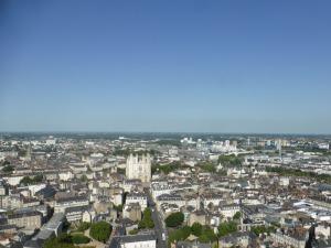 102. Nantes desde la torre Bretagne