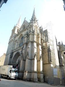 124. Vannes. Catedral