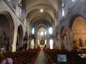 134. Vannes. Catedral. Interior