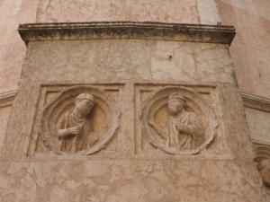1376. Parma. Baptisterio