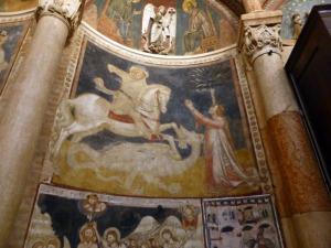 1408. Parma. Baptisterio. San Jorge (XIV)