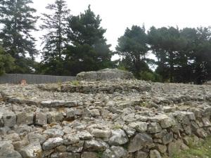 184. Locmariaqueur. Conjunto de los megalitos. Túmulo de Er Grah