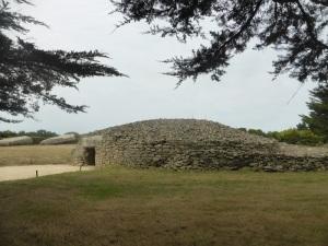 189. Locmariaqueur. Conjunto de los megalitos. Table des Marchands