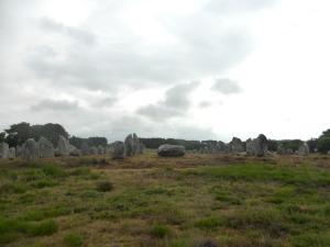 310. Carnac. Alineamientos de Kermario