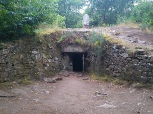 356. Carnac. Túmulo de Kercado