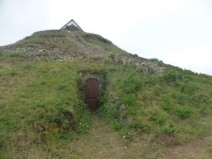 381. Carnac. Túmulo de St-Michel