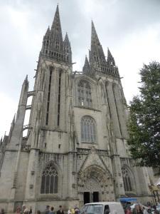 459. Quimper. Catedral