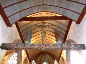 562. Lampaul-Guimiliau. Iglesia. Calvario. XVI