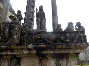 618. Saint Thégonnec. Calvario