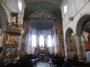 622. Saint Thégonnec. Iglesia
